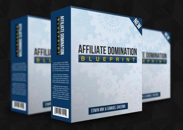 Affiliate Domination Blueprint Review