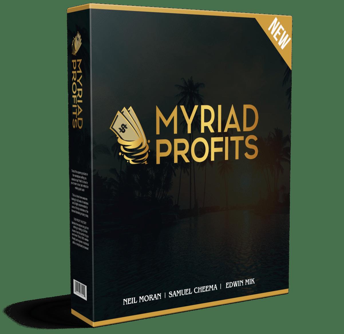 MyRiad Profits