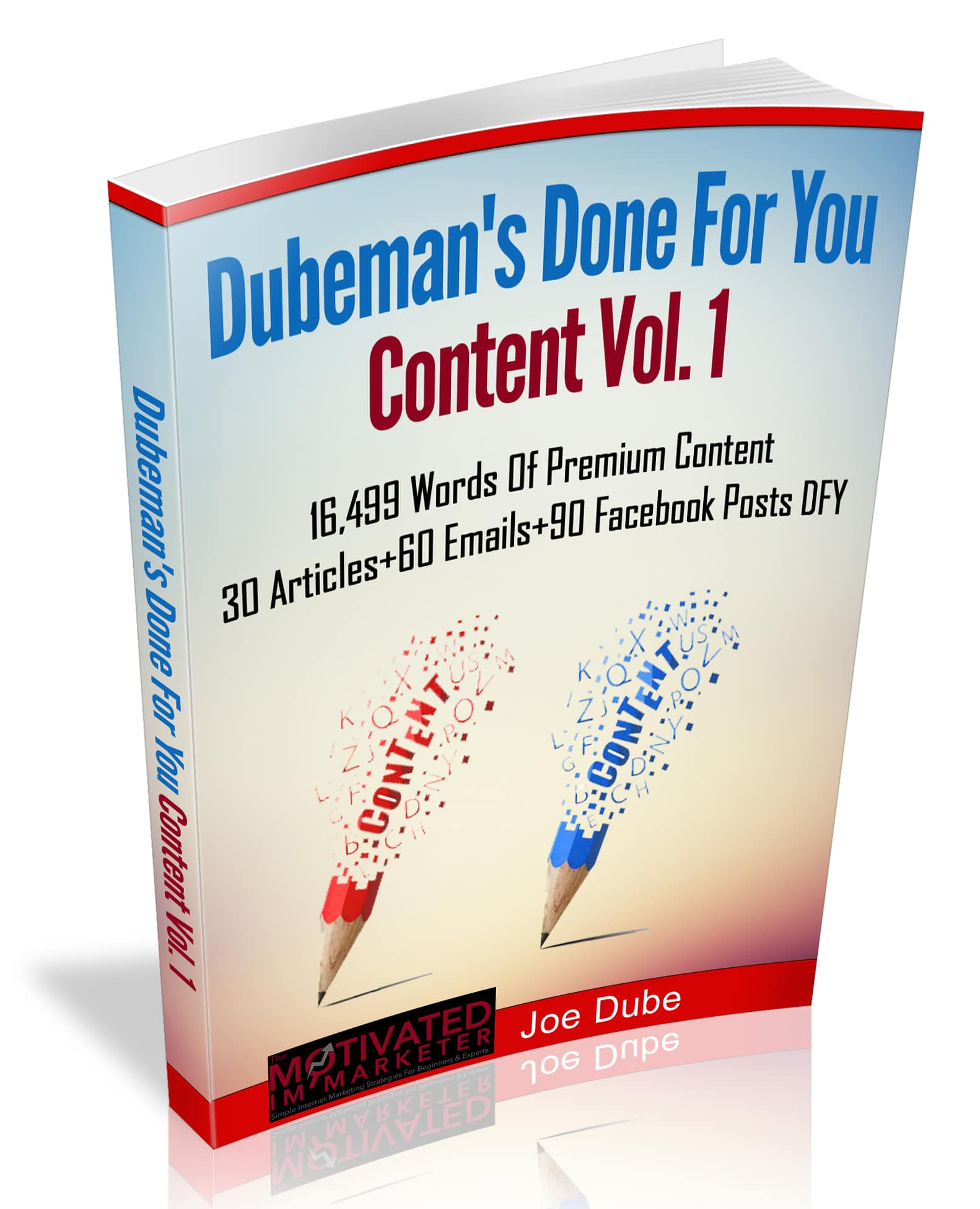 Dubemans Done For You Content Review