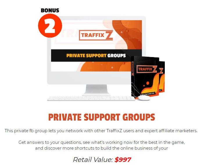TraffixZ Review bonus 2