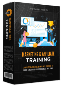 Marketing and affiliate training